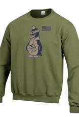 CHAMPION Youngstown State Penguins Men's Champion Eco Powerblend Fleece Crew