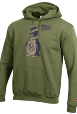 CHAMPION Youngstown State Penguins Men's Champion Eco Powerblend Fleece Hoodie