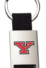 Youngstown State Penguins Black Key Tag