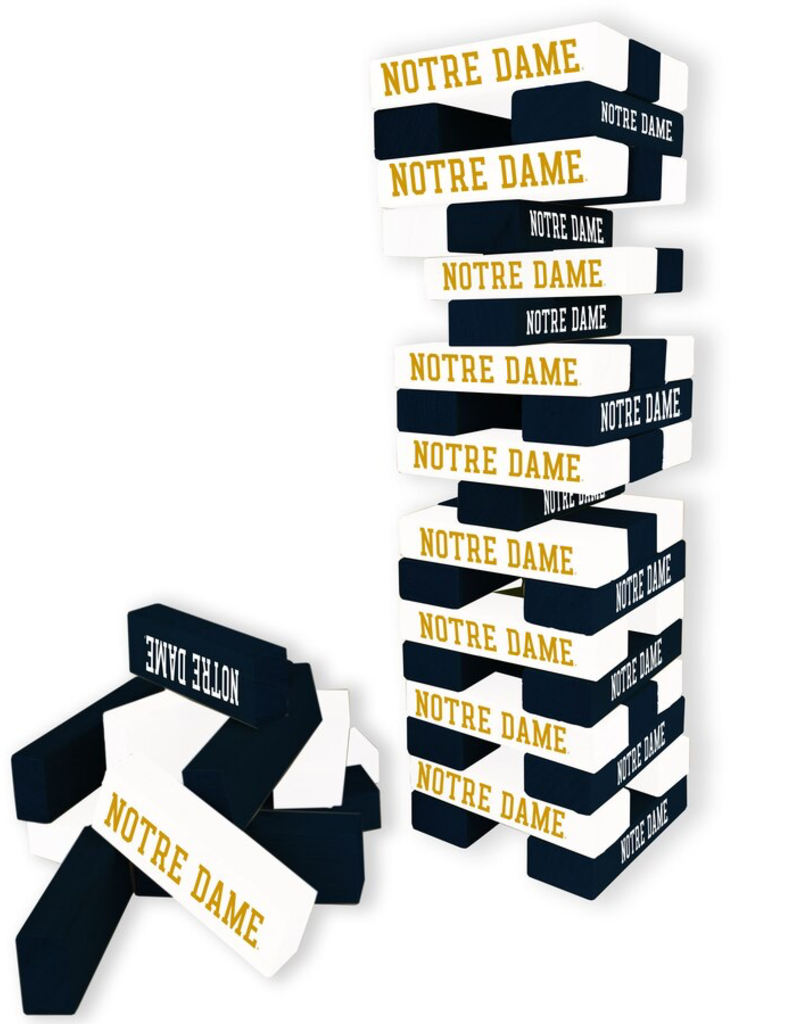 WILD SPORTS Notre Dame Fighting Irish Table Top Stackers