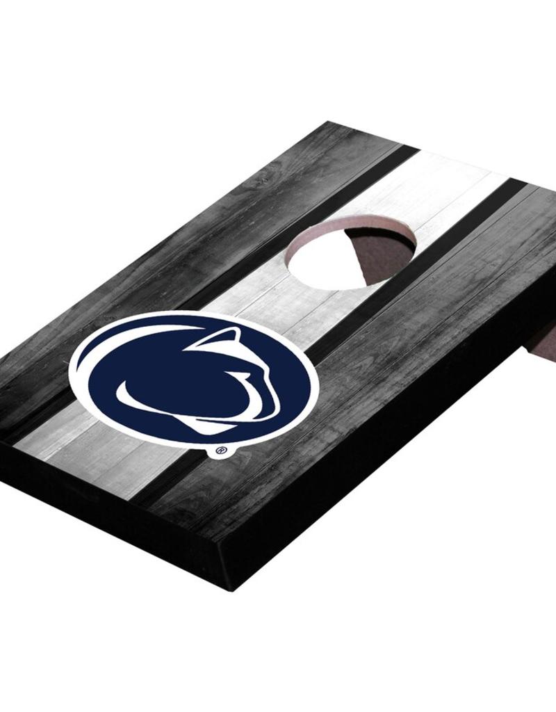 WILD SPORTS Penn State Nittany Lions Mini Tabletop Cornhole Board