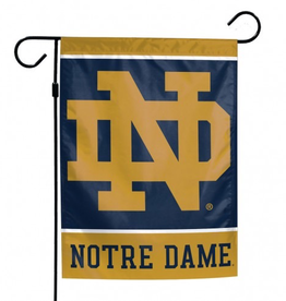 "WINCRAFT Notre Dame Fighting Irish Disney Mickey Mouse 12.5"" x 18"" Garden Flag"