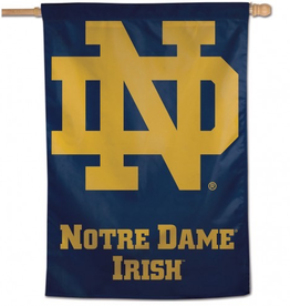 "WINCRAFT Notre Dame Fighting Irish 28"" x 40"" House Flag"