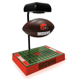 PEGASUS SPORTS Cleveland Browns Hover Football with Bluetooth Speaker