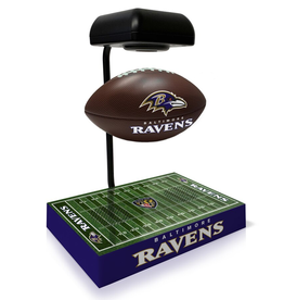 PEGASUS SPORTS Baltimore Ravens Hover Football with Bluetooth Speaker