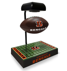 PEGASUS SPORTS Cincinnati Bengals Hover Football with Bluetooth Speaker