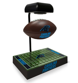 PEGASUS SPORTS Carolina Panthers Hover Football with Bluetooth Speaker