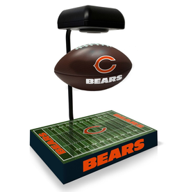 PEGASUS SPORTS Chicago Bears Hover Football with Bluetooth Speaker