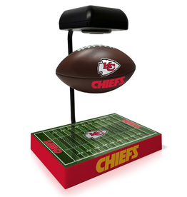 PEGASUS SPORTS Kansas City Chiefs Hover Football with Bluetooth Speaker