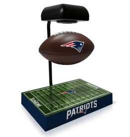 PEGASUS SPORTS New England Patriots Hover Football with Bluetooth Speaker