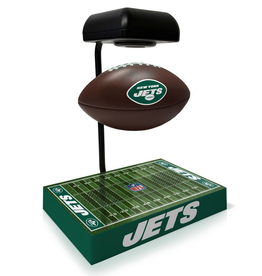PEGASUS SPORTS New York Jets Hover Football with Bluetooth Speaker