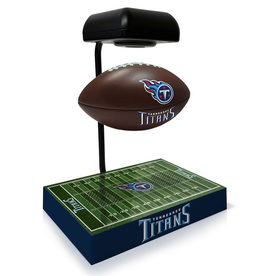 PEGASUS SPORTS Tennessee Titans Hover Football with Bluetooth Speaker