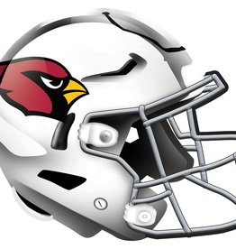 FAN CREATIONS Arizona Cardinals 12in Wood Helmet Sign