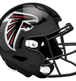 FAN CREATIONS Atlanta Falcons 12in Wood Helmet Sign