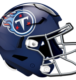FAN CREATIONS Tennessee Titans 12in Wood Helmet Sign