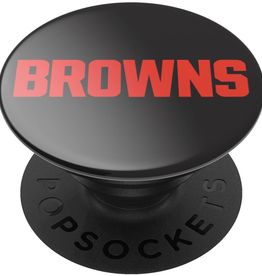 POPSOCKETS LLC Cleveland Browns PopSockets Cell Phone Holder