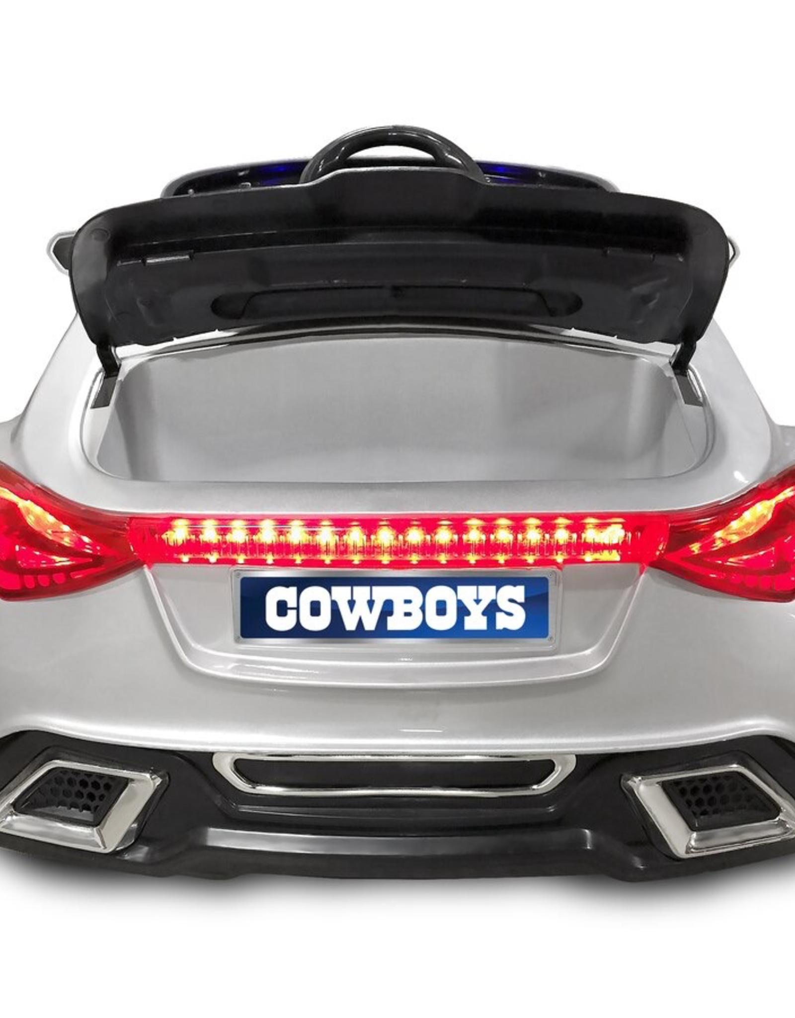 PARTY ANIMAL Dallas Cowboys Ride On Car