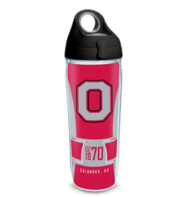 Ohio State Buckeye  24oz Spirit Sport Bottle