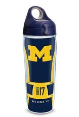 Michigan Wolverines 24oz Spirit Sport Bottle