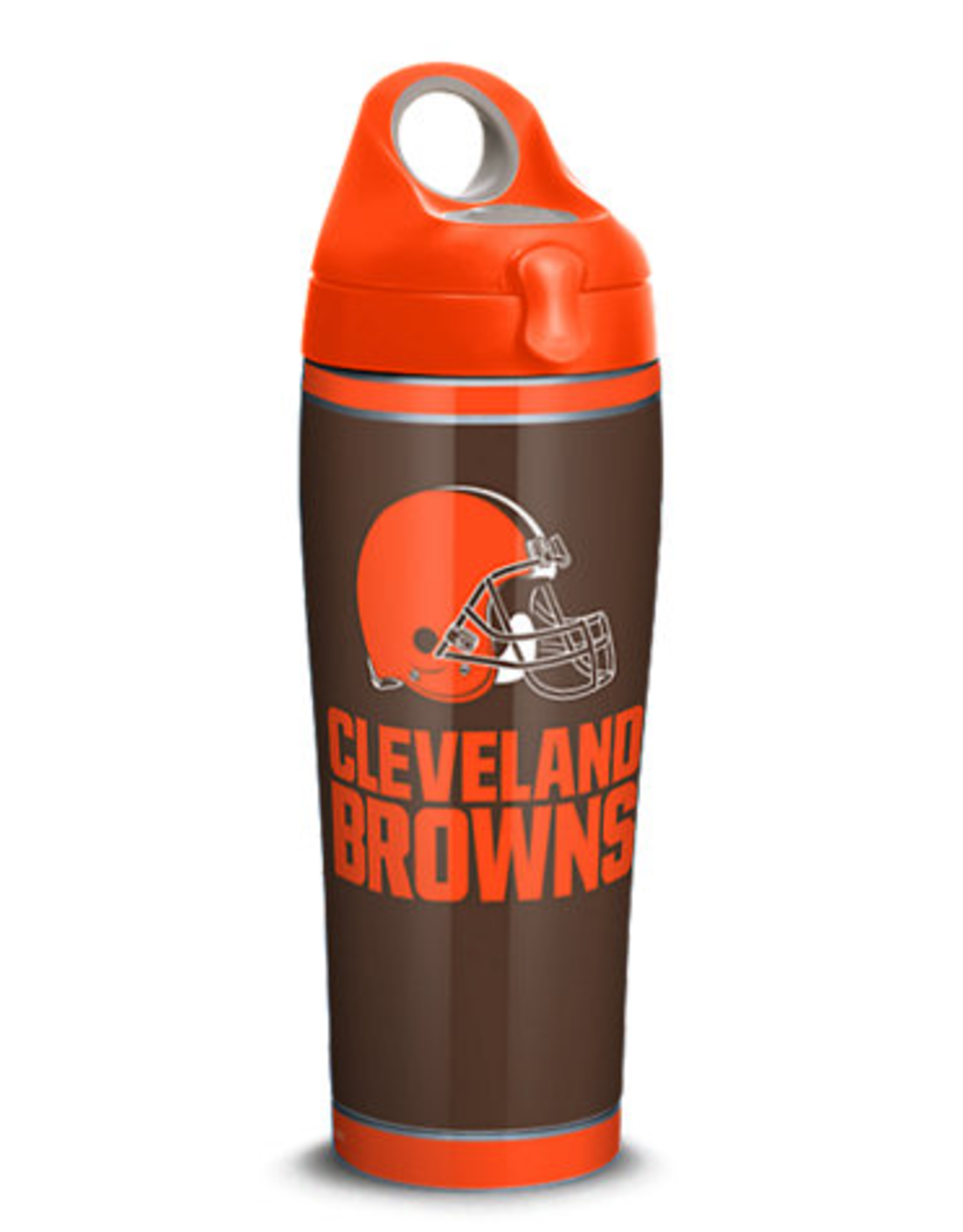TERVIS Cleveland Browns 24oz TERVIS Touchdown Stainless Steel Water Bottle