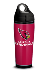 TERVIS Arizona Cardinals 24oz TERVIS Touchdown Stainless Steel Water Bottle