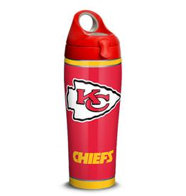 TERVIS Kansas City Chiefs 24oz TERVIS Touchdown Stainless Steel Water Bottle