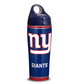 TERVIS New York Giants 24oz TERVIS Touchdown Stainless Steel Water Bottle