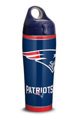 TERVIS New England Patriots 24oz TERVIS Touchdown Stainless Steel Water Bottle