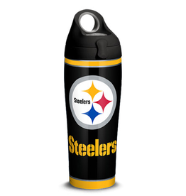 TERVIS Pittsburgh Steelers 24oz TERVIS Touchdown Stainless Steel Water Bottle