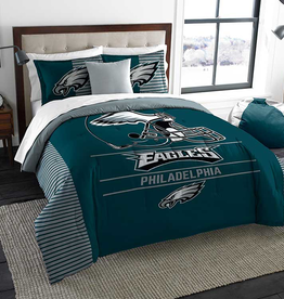 NORTHWEST Philadelphia Eagles Draft Full/Queen Comforter Set