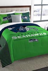 NORTHWEST Seattle Seahawks Draft Full/Queen Comforter Set