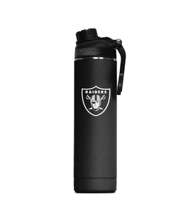 ORCA COOLERS Oakland Raiders Orca 22oz Hydra Bottle