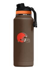 ORCA COOLERS Cleveland Browns Orca 34oz Hydra Bottle