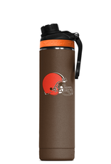ORCA COOLERS Cleveland Browns Orca 22oz Hydra Bottle