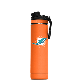 ORCA COOLERS Miami Dolphins Orca 22oz Hydra Bottle