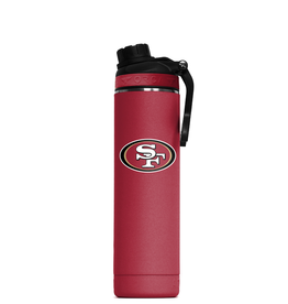 ORCA COOLERS San Francisco 49ers Orca 22oz Hydra Bottle