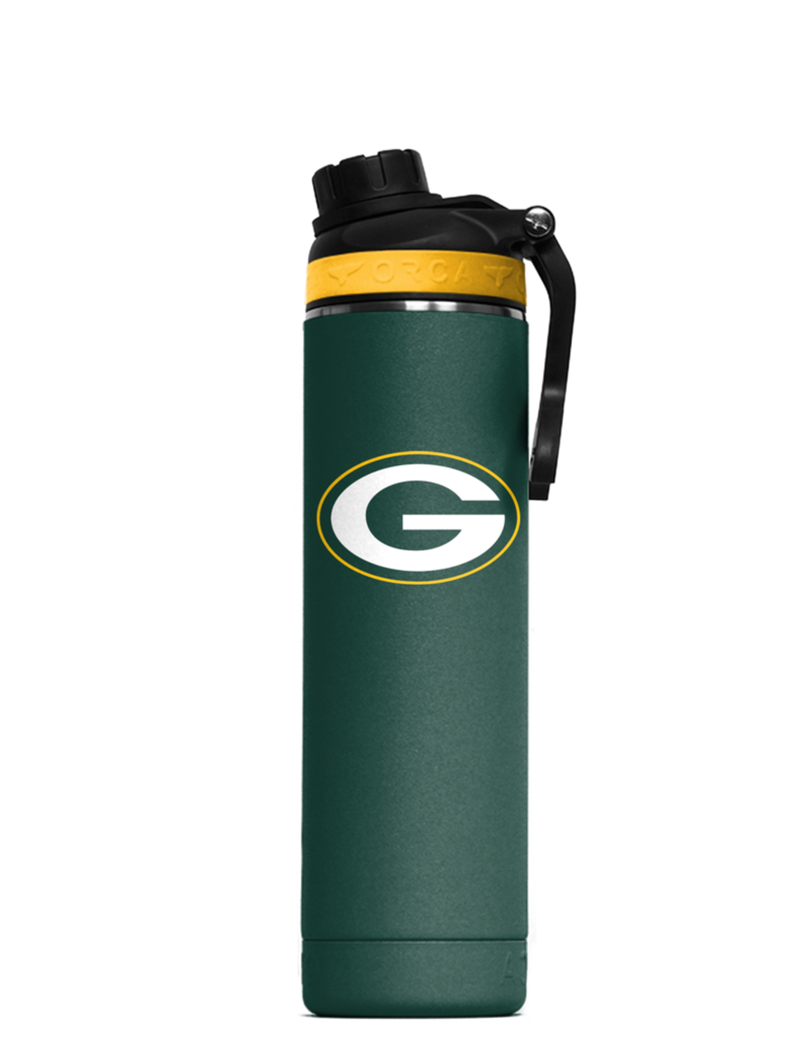 ORCA COOLERS Green Bay Packers Orca 22oz Hydra Bottle