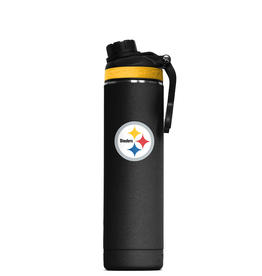 ORCA COOLERS Pittsburgh Steelers Orca 22oz Hydra Bottle