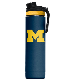 ORCA COOLERS Michigan Wolverines Orca 22oz Hydra Bottle