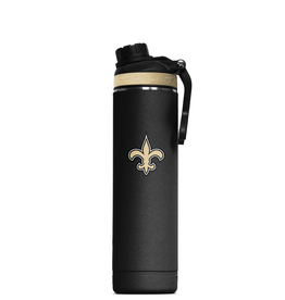 ORCA COOLERS New Orleans Saints Orca 22oz Hydra Bottle