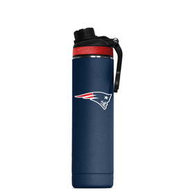ORCA COOLERS New England Patriots Orca 22oz Hydra Bottle
