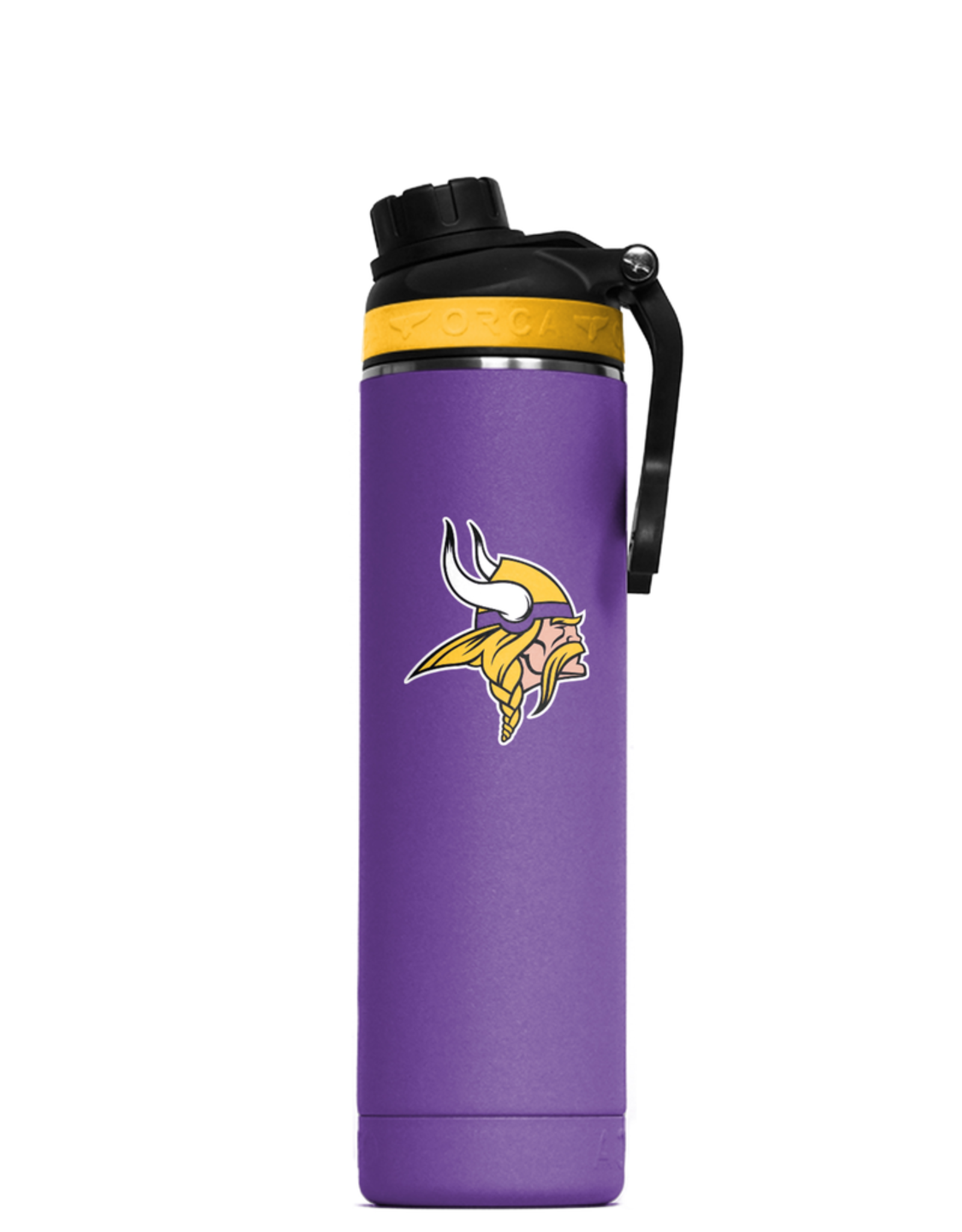 ORCA COOLERS Minnesota Vikings Orca 22oz Hydra Bottle