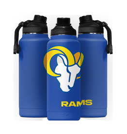 ORCA COOLERS Los Angles Rams Orca 34oz Hydra Bottle