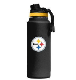 ORCA COOLERS Pittsburgh Steelers Orca 34oz Hydra Bottle