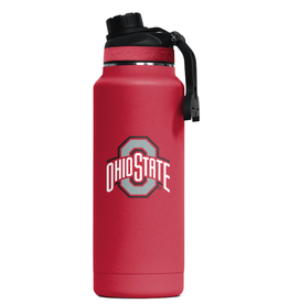 ORCA COOLERS Ohio State Buckeyes Orca 34oz Hydra Bottle