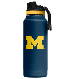 ORCA COOLERS Michigan Wolverines Orca 34oz Hydra Bottle