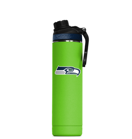 ORCA COOLERS Seattle Seahawks Orca 22oz Hydra Bottle