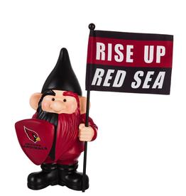 EVERGREEN Arizona Cardinals Gnome