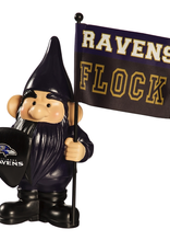 EVERGREEN Baltimore Ravens Gnome