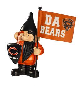 EVERGREEN Chicago Bears Gnome